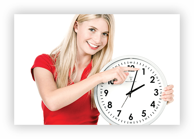 Convenient-hours